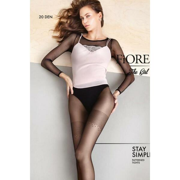 Dresuri Dama Fiore Stay Simple 20 den