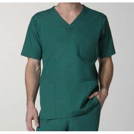 Bluza medicala unisex anchior V nepetrecut