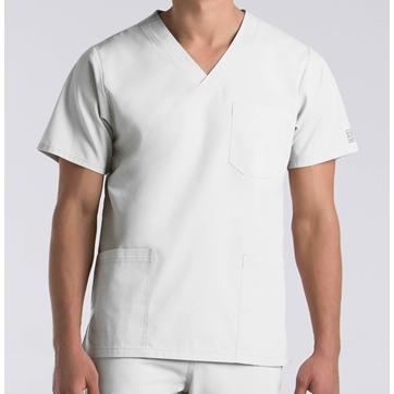 Bluza medicala unisex anchior V petrecut