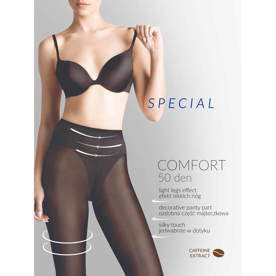 Dresuri Dama Gabriella 3D Comfort 50 den