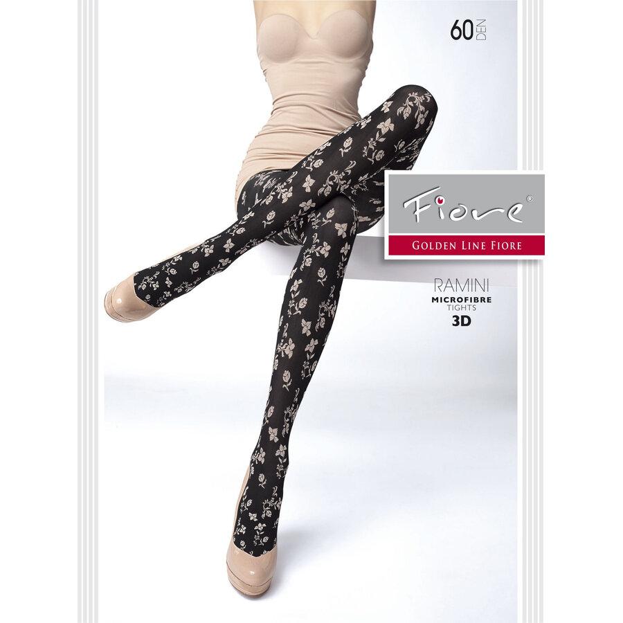 Ciorapi Dama Fiore Ramini 3D 60 DEN