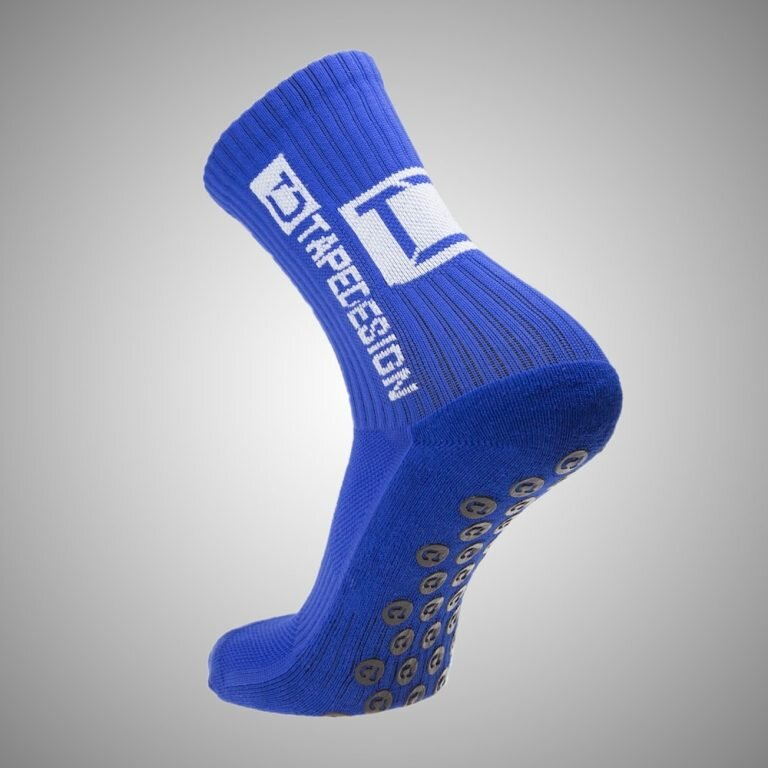 Sosete sport Tapedesign Classic albastru